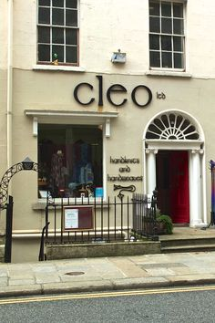 One of my favorite places to buy woolens in Dublin, Ireland. Love my wool plaid satchel from here!