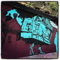Rétro graffitism @ Paris Coming soon à Ortopark !... Work un progress... Photo : Lionel Belluteau Plus de photos sur http://ift.tt/YMhG58  @retrograffitism #retrograffitism #graffiti #retro #paris #parisgraffiti #urbanart #wallpainting #ortopark #urbanartparis #graffuturism #unoeilquitraine #streetart #art #lionelbelluteau @unoeilquitraine #wip #workinprogress #work_in_progress