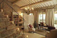 borgo santo pierto, a spa resort in tuscany