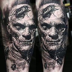 Resultado de imagen para momias tattoo