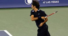 Facing Federer: Dimitry Tursonov's take - http://www.tennisfrontier.com/news/atp-tennis/facing-federer-dimitry-tursonovs-take-2/