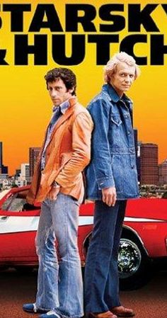 Starsky and Hutch (TV Series - IMDb - movies and tv shows - Starsky & Hutch, Childhood Tv Shows, My Childhood Memories, Great Tv Shows, Old Tv Shows, Vintage Tv, Vintage Movies, Mejores Series Tv, Paul Michael Glaser