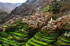 Atlas Mountains & Three Valleys Private Day Tour 2018 - Marrakech