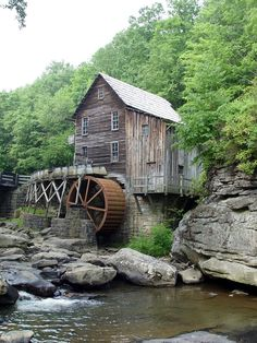 Old Park...old mill?