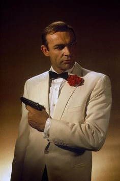 James Bond (not Daniel Craig's portrayal)