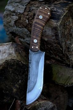 Nicolas Weber Knives