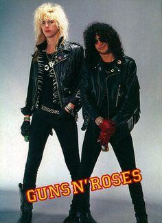 Duff McKagan, Slash