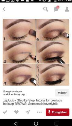 Make-up # Mode # Naildesing # Nailidea # Frisur # Make-up # Hochzeit Haar . - eye makeup - - Make-up # Mode # Naildesing # Nailidea # Frisur # Make-up # Hochzeit Haar . Makeup 101, Makeup Hacks, Makeup Trends, Makeup Ideas, Makeup Tutorials, Makeup Brushes, Makeup Geek, Eye Trends, Makeup Inspo