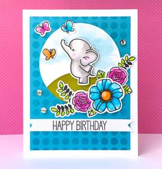 Elephant Birthday Wishes
