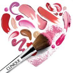 How to clear out your make-up bag - Beauty Bag News - handbag.com Clinique beauty heart make pu