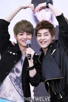 xiuhan are the only canon otp you must all understand this. better and more relevant than all other exo m otps.