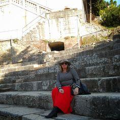 Na Janelinha porque eu quero ver tudo: Verona e o Teatro Romano