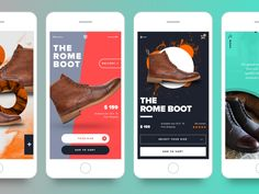 Product Pages by Danilo Bittorf