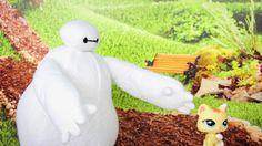 My Froggy Stuff: How to Make a Custom Plushie Baymax From Big Hero 6