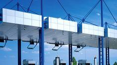 Chesapeake Tollway Plaza   Fabricator: Lymo Construction   Metallic Finish   ALPOLIC®PE - Learn more about the project at: