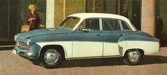 1962 Wartburg