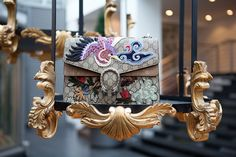 Gucci Dionysus Bag with birds and flowers