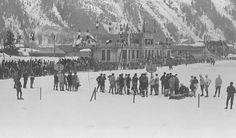Sochi 2014 Winter Olympics - 90 years after Chamonix 1924