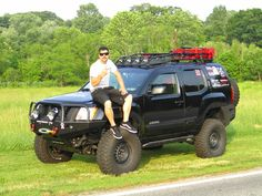 XterraPA - The Beast from the East! 10 Years of Awesome! - Second Generation Nissan Xterra Forums Nissan 4x4, Nissan Trucks, Nissan Xterra, Overland Gear, Overland Truck, Suv Camper, Beast From The East, Rock Sliders, Nissan Pathfinder