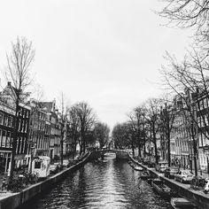 This view never gets old  #gramthedam #amsterdam #view #lovemycity by billieroseblog