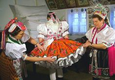few kilometers south of the village Szécsény Folk Costume, Costume Dress, Costumes, Folk Dance, Traditional Dresses, Dress Outfits, Captain Hat, Photoshoot, People