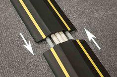 Office Safety: D Line Floor Cable Management | D Line Corporate | Pinterest  | Office Safety And Cable Management