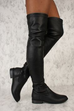 black women curves no pasta Brown Thigh High Boots, High Leather Boots, Black Ankle Booties, Leather Riding Boots, High Heel Boots, Over The Knee Boots, Black Boots, Leather Booties, High Heels