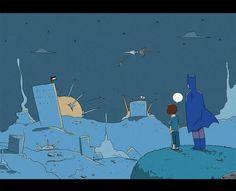 Where are our superheroes when we really need them? #GazaUnderAttack #GazaNow Via @RaedGharib
