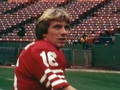 Joe Montana San Francisco 49ers