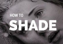 How to shade & pencil shading techniques