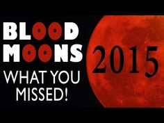 "Order ""The Blood Moon Package"" by Mark Biltz: http://bit . ly/ 1 tXsyaA Are signs in the Heavens ? Mark Biltz discovered the link· between Blood Moons and dates of . . ."