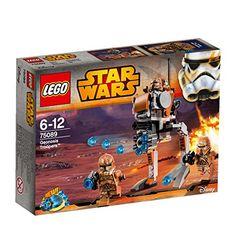 LEGO Star Wars 75089 Geonosis Troopers Amazonco