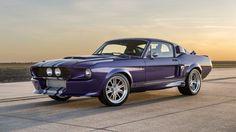 780 CV para el Ford Mustang del 67 gracias a Classic Recreations | Supercoches | Motor EL PAÍS