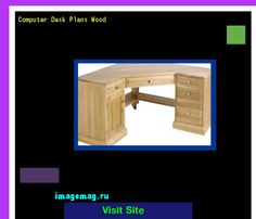 Computer Desk Plans Wood 155603 - The Best Image Search