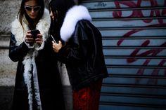 Le 21ème / Giorgia Tordini + Gilda Ambrosio | Milan  // #Fashion, #FashionBlog, #FashionBlogger, #Ootd, #OutfitOfTheDay, #StreetStyle, #Style