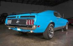 1970 Ford Mustang Boss 428