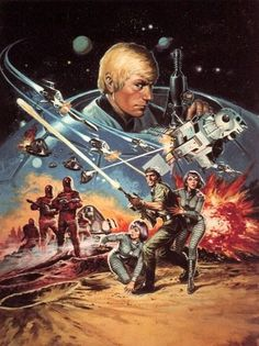 UFO.... I LOVED this series as a kid!