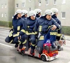 Humour pompier humour - Dessin pompier humoristique ...