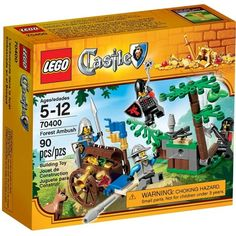 Love this Forest Ambush from LEGO Toys - it's only $14.19 right now!  Putting it on my wishlist!  Check it out at JustKidsStore.com