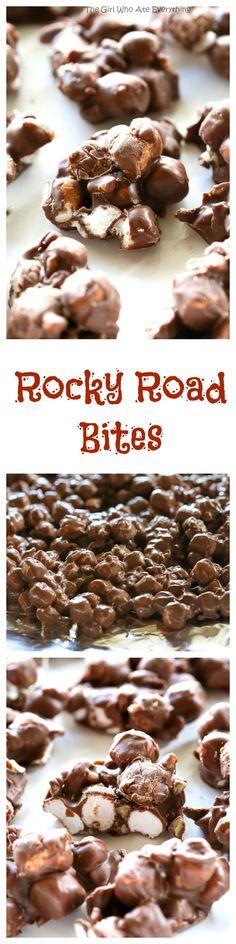 Rocky Road Bites - o