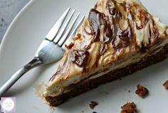 Mars Bar Cheesecake | The Mini Mes and Me