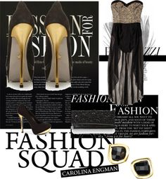 """""""Sparkling in the New Year"""" by miranda-cerny on Polyvore"""