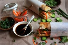 Banh Mi  This crunchy, spicy Vietnamese sandwich is a classic for a reason.
