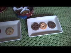 Candy Quest #4 Beautiful Denmark Butter & Choc Chip Cookies - Traditiona...
