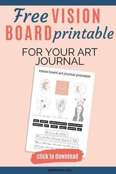 Art Journal Prompts, Journal Themes, Art Journal Techniques, Journal Quotes, Bullet Journal Ideas Pages, Art Journal Pages, Art Journals, Bullet Journals, Junk Journal