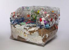 poltrona lixo