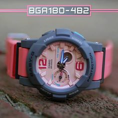 Love the colour baby-G