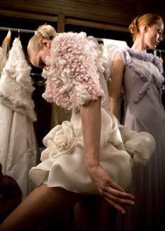 Loukia backstage  Dress  Greek Fashion  Designers