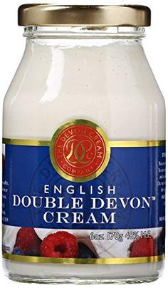 Double Devon Cream - 6oz (170g) Devon Cream Company http://www.amazon.com/dp/B00DUF2LNQ/ref=cm_sw_r_pi_dp_f.MZwb16DQJCR