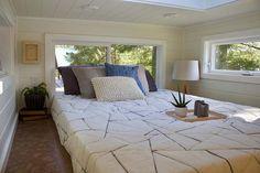 Bedroom Loft - Tiny Home and Garden by Tiny Heirloom